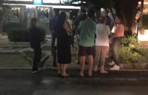 Bank-Run in Griechenland, Schlangen vor den Geldautmaten um 2 Uhr nachts