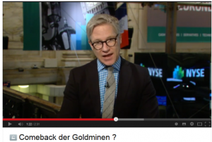 Markus Koch: Comeback der Goldminen?